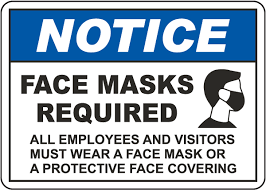 NOTICE:  Face Masks Required on the Campus of Lawson State!