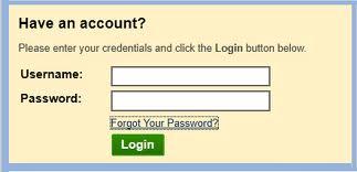 how to change blackboard password